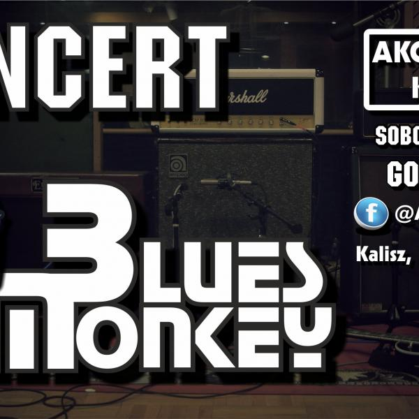Blues Monkey